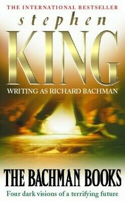 The Bachman Books by King, Stephen Paperback Book The Cheap Fast Free Post