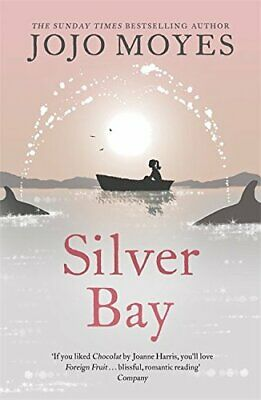 Silver Bay by Moyes, Jojo Paperback Book The Cheap Fast Free Post