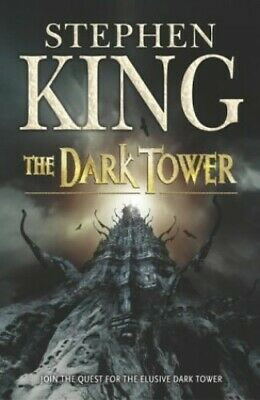The Dark Tower VII: The Dark Tower by King, Stephen Hardback Book The Cheap Fast