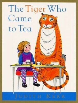 The Tiger Who Came to Tea (Collins Picture Lions) by Kerr, Judith Paperback The