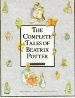 The Complete Tales of Beatrix Potter, Potter, Beatrix Hardback Book