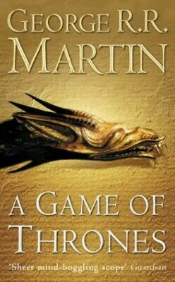 A Game of Thrones (A Song of Ice and Fire) by Martin, George R.R. Paperback The