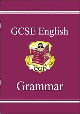 GCSE English: Grammar by CGP Books Paperback Book The Cheap Fast Free Post