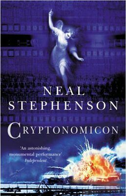 Cryptonomicon by Stephenson, Neal Paperback Book The Cheap Fast Free Post