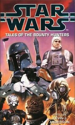 Star Wars: Tales of the Bounty Hunters Paperback Book The Cheap Fast Free Post