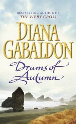 Drums Of Autumn: (Outlander 4), Gabaldon, Diana Paperback Book The Cheap Fast