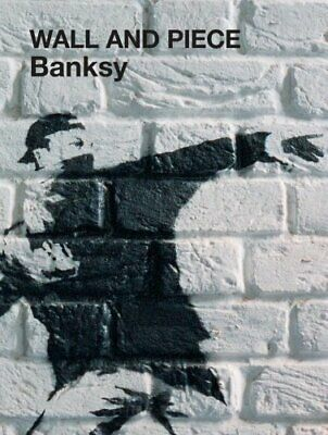 Banksy: Wall and Piece, Banksy Paperback Book The Cheap Fast Free Post