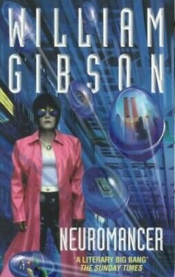 Neuromancer (Voyager Classics) by Gibson, William Paperback Book The Cheap Fast