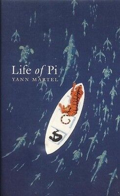 Life Of Pi by Martel, Yann Hardback Book The Cheap Fast Free Post