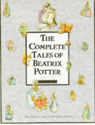 The Complete Tales of Beatrix Potter: The 23 Orig... by Potter, Beatrix Hardback