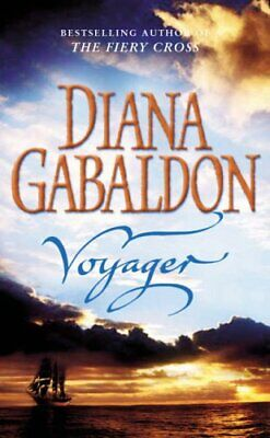 Voyager: (Outlander 3) by Gabaldon, Diana Paperback Book The Cheap Fast Free