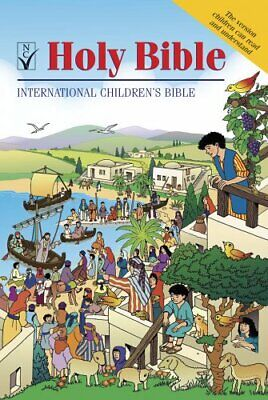 ICB (International Childrens Bible) by Authentic Media Hardback Book The Cheap