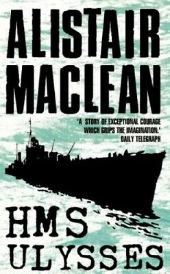 HMS Ulysses by MacLean, Alistair Paperback Book The Cheap Fast Free Post