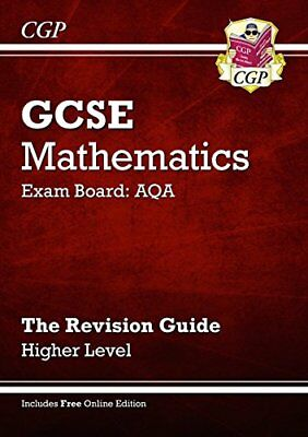 GCSE Maths AQA Revision Guide (with Online Editio..., Parsons, Richard Paperback