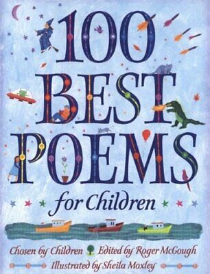 100 Best Poems for Children (Puffin Poetry) Paperback Book The Cheap Fast Free