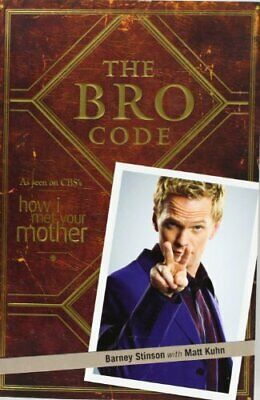 The Bro Code by Stinson, Barney Paperback Book The Cheap Fast Free Post
