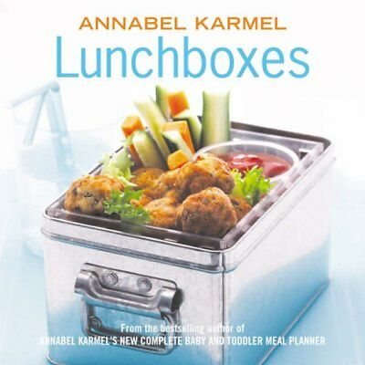 Lunchboxes by Karmel, Annabel Hardback Book The Cheap Fast Free Post