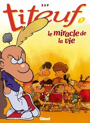 Titeuf: Le miracle de la vie (7) by Prevert, Jacques Book The Cheap Fast Free