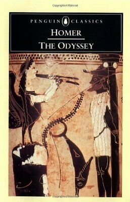 The Odyssey (Classics) by Homer Paperback Book