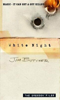 White Night: The Dresden Files, Book Nine by Butcher, Jim Paperback Book The
