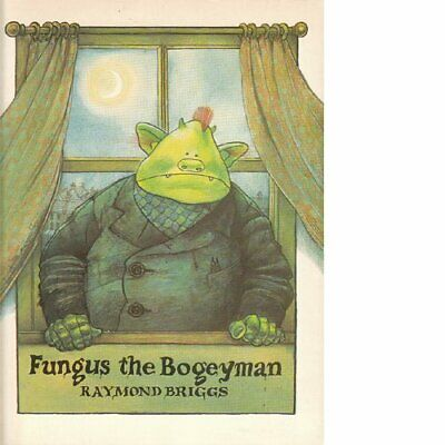 Fungus the Bogeyman by Briggs, Raymond Paperback Book The Cheap Fast Free Post