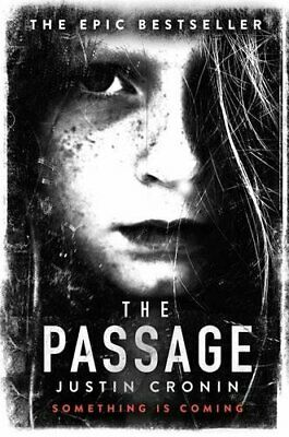 The Passage by Cronin, Justin Paperback Book The Cheap Fast Free Post