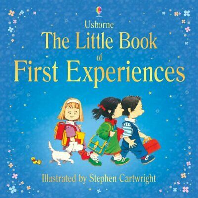 Little Book of First Experiences - Collection by Civardi, Anne Hardback Book The