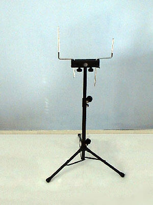 2 Point Percussion Rack / Stand – drum kit cowbell tambourine blocks agogo mount