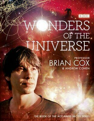 Wonders of the Universe by Andrew Cohen Hardback Book The Cheap Fast Free Post