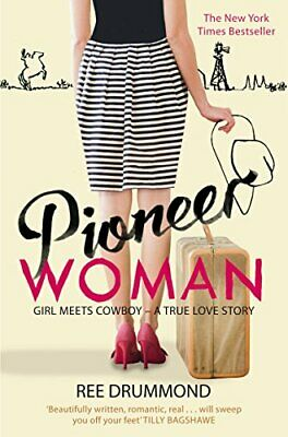 Pioneer Woman by Drummond, Ree Book The Cheap Fast Free Post