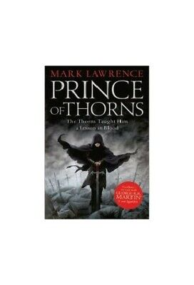 Prince of Thorns (The Broken Empire, Book 1): 1/3 by Lawrence, Mark Book The