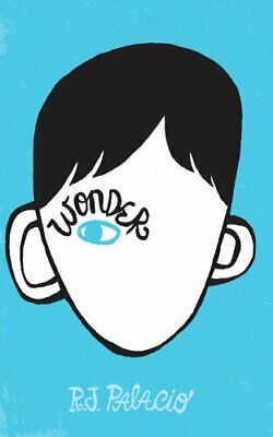 Wonder by Palacio, R J Book The Cheap Fast Free Post