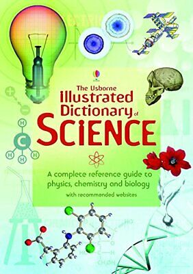 Illustrated Dictionary of Science (Illustrated dictionaries) by Various Book The