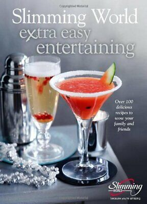 Slimming World -Extra Easy Entertaining by Slimming World Book The Cheap Fast
