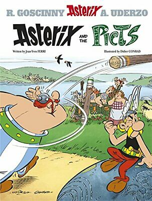 Asterix and the Picts: Album 35 by Ferri, Jean-Yves Book The Cheap Fast Free