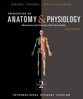 Principles of Anatomy & Physiology Book The Cheap Fast Free Post