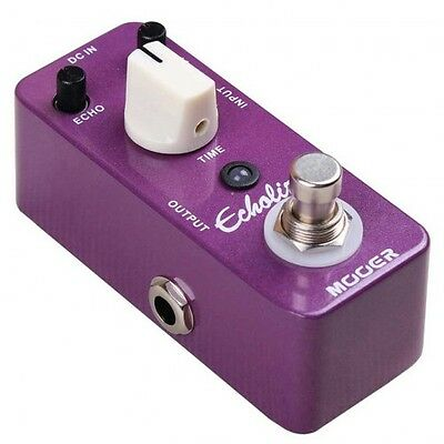Mooer Echolizer Delay Micro Compact Pedal