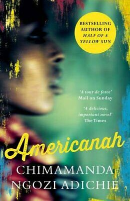 Americanah by Ngozi Adichie, Chimamanda Book The Cheap Fast Free Post