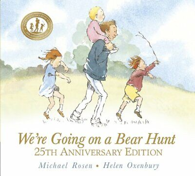 We're Going on a Bear Hunt by Rosen, Michael Book The Cheap Fast Free Post
