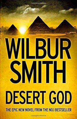 Desert God by Smith, Wilbur Book The Cheap Fast Free Post