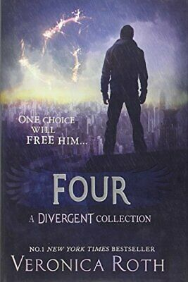 Four: A Divergent Collection by Roth, Veronica Book The Cheap Fast Free Post