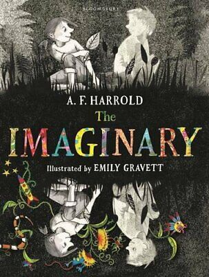 The Imaginary by Harrold, A.F. Book The Cheap Fast Free Post