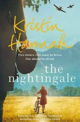 The Nightingale by Hannah, Kristin Book The Cheap Fast Free Post