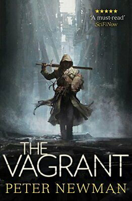The Vagrant (The Vagrant Trilogy) by Newman, Peter Book The Cheap Fast Free Post