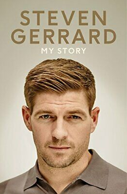 My Story by Gerrard, Steven Book The Cheap Fast Free Post