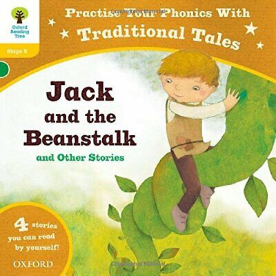 Oxford Reading Tree: Level 5: Traditional Tales Phonics Jack ... by Munton, Gill