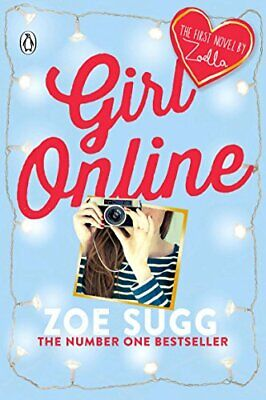 Girl Online by Sugg, Zoe (Zoella) Book The Cheap Fast Free Post