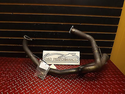 99 - 03 1999 - 2003 Aprilia Rsv 1000 Oem Header Stock Exhaust Head Pipes  Rsv1