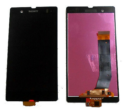 SONY XPERIA Z LT36i LT36h C6603 COMPLETE LCD DISPLAY TOUCH DIGITIZER BLACK