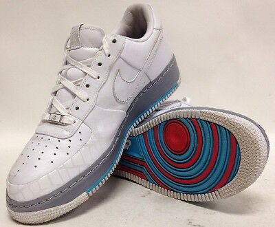 8ef8a74a9b6 NIKE AIR FORCE 1 Low Supreme SP (Air Huarache) DEADSTOCK Size 10 ...